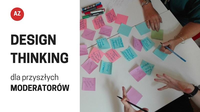 design thinking dla moderatorow szkolenie animator zmian